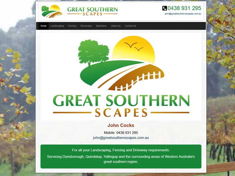Great Southern Scapes